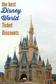 disney world tickets discounts find the best ways to save when