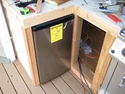 outdoor kitchen cabinet door hinges how to build outdoor kitchen cabinets