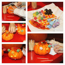 Decorate Pumpkin Candy Decorated Pumpkins A Fun No Carve Option For Kids Mommy U0027s