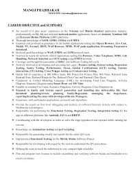 Manual Testing Sample Resumes by 15 Sample Resume For 2 Years Experience In Manual Testing