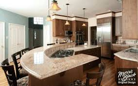 curved kitchen island designs curved kitchen island curved wooden kitchen island polished white