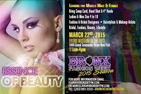 Makeup Artist In The Bronx Model Casting For Bronx Fashion Week 2015 Designers Make Up
