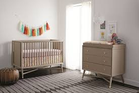 Convertible Crib With Storage by Finley Convertible Crib French Grey Leon U0027s