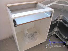 caisson cuisine 19mm quel type de meubles de cuisines meuble de cuisine en kit ou