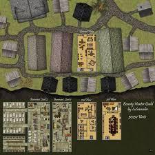 bounty hunters guild album on imgur 2d top down game art