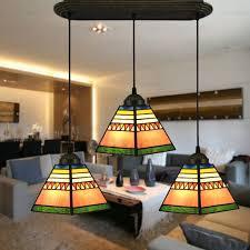tiffany kitchen lights tiffany style pendant light new three dinning room lighting within