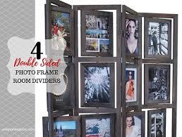 unique photo frame room divider screen for privacy uniq home decor
