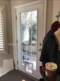 doors marvellous french doors with dog door pet ready exterior