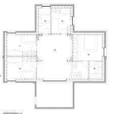 Rectangle House Floor Plans Gallery Of Dna House Blaf Architecten 7