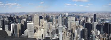 manhattan skyline manhattan skyline panorama 2 by mjcfromct on deviantart