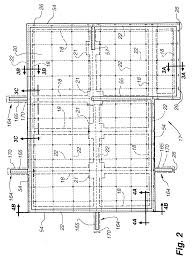 patent us20030233798 post tensioned below grade concrete