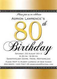 free printable 80th birthday invitations templates 28 images
