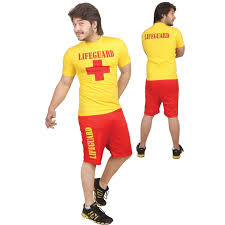 Lifeguard Halloween Costume Lifeguard Halloween Costume