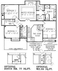traditional two house plans rockport house plan house plans by garrell associates inc