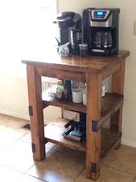 kitchen coffee bar ideas coffee table best coffee bar ideas images on pinterest stations