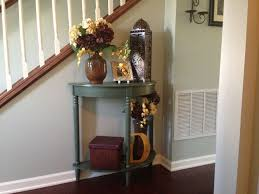 Decorating Entryway Tables Download How To Decorate An Entryway Monstermathclub Com