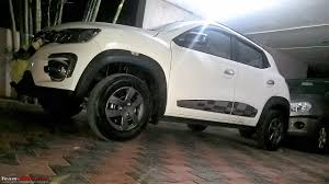renault kwid release date renault kwid 1 0l official review page 4 team bhp