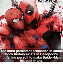 25 best memes about deadpool and spiderman yaoi deadpool and