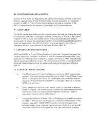 Informatica Resume Sample by Memorandum Of Understanding