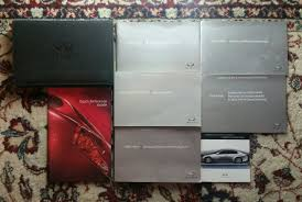 2009 infiniti g 37 coupe owners manual navigation manual complete