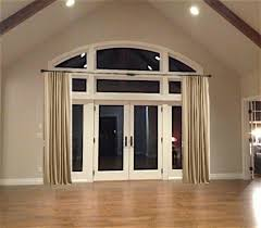 Triple Window Curtains Window Treatments For Difficult Windows What You Must Never Do