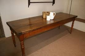 antique draw leaf table antique chestnut cherry double draw leaf table very large extending