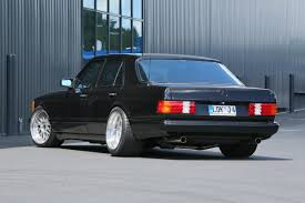 old skool tuning 1983 mercedes benz 560se with 386hp by inden design