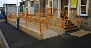 Disabled Handrails Handrails For The Disabled Access U2022 Kee Safety Group