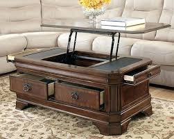 coffee table that raises up coffee table that raises up lift top coffee tables with storage nice