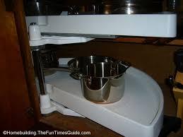 Kitchen Cabinet Sliding Organizers - 10 storage ideas in the kitchen and cabinet greenvirals style