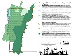 Vt Map Regional Conservation Partnership Program Nrcs Vermont