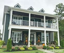 Front Porch Topiary Fall Porch Decorating Ideas You Have To See Jennifer Decorates