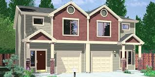 modern 2 story house plans modern two bedroom house plans d duplex house plans 2 story duplex