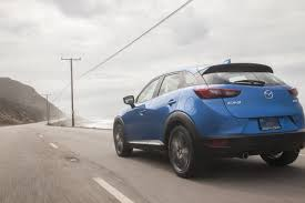 mazda cx3 2017 mazda cx 3 subcompact crossover with spirit review