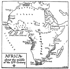 Scramble For Africa Map by 38 9 The Second Scramble For Overseas Empires U2014 The Outline Of