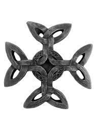 celtic creation cross cast iron blarney