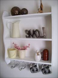 Kitchen Shelving Units by Kitchen Hanging Glass Rack Kitchen Wall Shelves Ikea Kitchen