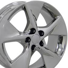 lexus rims bubbling toyota camry style replica wheel pvd chrome 18x7 5