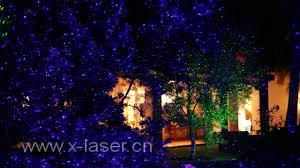 waterproof remote control landscape elf laser light for park lawn