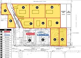 Foxwoods Floor Plan Commercial Real Estate For Lease Or Sale In Raymore Missouri