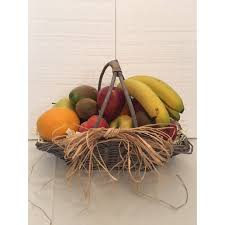 fruit bouquet tulsa small fruit basket tulsa ok florist absolutely flowers and gifts
