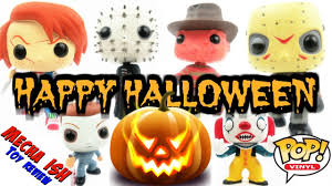 funko pop halloween special horror movie icons collectible