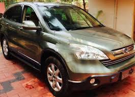 used honda crv for sale in kerala 2007 honda crv petrol for sale at kottayam koorali automobiles in