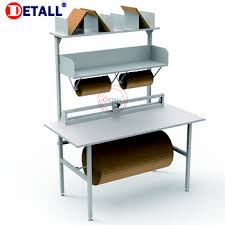 packing table with shelves detall packing table packing worktable buy packing table packing