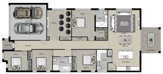 Skinny Houses Floor Plans Narrow House Plans Exquisite 13 Narrow Lot Home Plans America U0027s