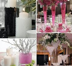 used wedding centerpieces water bead centerpiece water used in centerpieces d i y