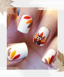 fall and thanksgiving nail designs nail ideas page 2