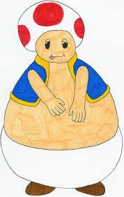 toad u0027s feel chubby mcsaurus deviantart