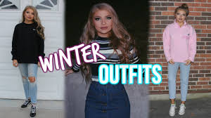 lazy day winter last minute lookbook youtube