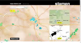 Stamen Maps Giscollective